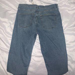 TopShop Jamie Jeans!